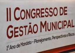 II congresso de gestão municipal - 1º Ano de Mandato - Planejamento, Perspectivas e Riscos